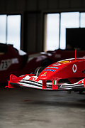 May 7, 2019: Ferrari F1 Clienti Program at Sonoma Raceway.