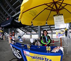 March 21, 2018 - Fontana, CA, USA - NASCAR -  The  NASCAR Auto Club 400, Auto Club Speedway, Fontana, California, USA, March 19, 2018.  ..Credit Image  cr  Scott Mitchell/ZUMA Press (Credit Image: © Scott Mitchell via ZUMA Wire)