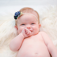 { Milestone Mini ~ Madison James ~ 3 months }