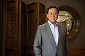 Portrait of Mico Chung, CSI Executive Chairman