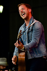 James Morrison performs on the Main Stage at T in the Park, Strathallan Castle, Auchterarder, 8 July 2016, <br /> (c) Brian Anderson | Edinburgh Elite media