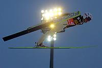 Hopp<br /> Oberstdorf Tyskland<br /> Hoppuka<br /> 29.12.2011<br /> Foto: Gepa/Digitalsport<br /> NORWAY ONLY<br /> <br /> FIS Weltcup der Herren, Vierschanzen-Tournee, Training und Qualifikation. <br /> <br /> Bild zeigt Vegard Haukø Sklett (NOR)