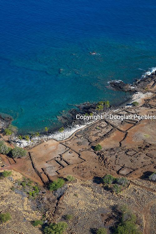 Lapakahi Heiau and Stae Park, North Kohala, Big Island of Hawaii