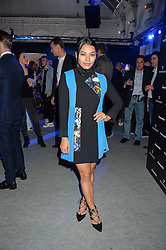 Singer VANESSA WHITE at the Maserati Levante VIP Launch party held at the Royal Horticultural Halls, Vincent Square, London on 26th May 2016.