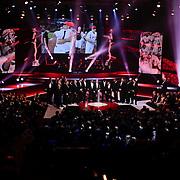 NLD/Den Haag/20111212 - NOC / NSF Sportgala 2011, Sportploeg van het jaar, Nederlands honkbal elftal