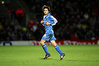 Fotball<br /> Championship England 2004/05<br /> Watford v Cardiff<br /> 28. desember 2004<br /> Foto: Digitalsport<br /> NORWAY ONLY<br /> junichi inamoto gets taken off in the 70th mins