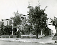 1943 Don The Beachcomber Restaurant at 1722 N. McCadden Pl.