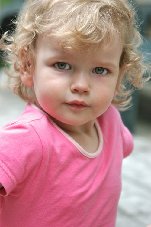 Portrait of Zoe