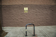 Hollywood Community Job Center.<br /> Signs behind Home Depot Wall near Hollywood Job Center.