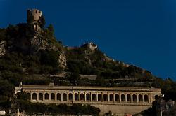Amalfi/Campania/Italy - Amalfi Coast. Torre dello Ziro