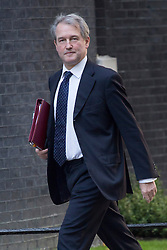 © licensed to London News Pictures. London, UK 15/10/2013. Owen Paterson, Environment Secretary attending to a cabinet meeting in Downing Street on Tuesday, 15 October 2013. Photo credit: Tolga Akmen/LNP