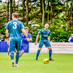 29/08/2020 Swindon Supermarine today hosts Chippenham Town Fc in the pre season  friendly. With a small crowd attending after the coronavirus lock down it was nice to see the weekend faces and to hear the crowd again. With a good even battle and few chances either end Alex Bray finally slipped through Marines defences to score a late half 44th minute goal. A few change of subs Williams for Wells a strong Chippenham Town dominate, 84th minute goal see the Marine side equalise as Marshall brings in the even score, but before long its was only time before Chippenham Town Pratt beats Marines Horsell to the goal final score Supermarine 1 Chippenham Town 2