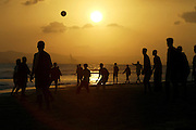 Beach football <br /> <br /> The Sultanate of Oman is a country in Southwest Asia. It borders the United Arab Emirates in the northwest, Saudi Arabia in the west, and Yemen in the southwest.<br /> The oil discovery, in the 60's, started to transform this asleep country. Today, Oman is  torn by modern roads, industrialized and rich ( Omanization ). The tradition still dominates life of the 2,5 million inhabitants: strong religion ( muslim ), traces of tribal loyalties and a very characteristic culture.