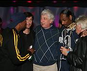 Danny Green, Director, Dylan McDermott, Avi Lerner of Millennium Films, Snoop Dogg & Seymour Cassel .The Tenants Post Screening Party.Aer Premiere Lounge.New York, NY, USA.Monday, April, 25, 2005.Photo By Selma Fonseca/Celebrityvibe.com/Photovibe.com, .New York, USA, Phone 212 410 5354, .email: sales@celebrityvibe.com ; website: www.celebrityvibe.com...