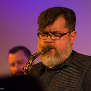 """Taken at the PMAC Jazz Night 2018 """"East Coast"""" performance at The Music Hall Loft in Portsmouth, NH. March 16, 2018"""
