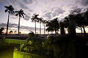 Tres Marias_MG, Brasil...Monumento proximo ao Rio Sao Francisco em Tres Marias, Minas Gerais...Monument next to Sao Francisco River in Tres marias, Minas Gerais...Foto: JOAO MARCOS ROSA /  NITRO