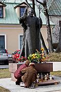 Pomnik Jana Pawła II, Kielce<br /> Monument to Jan Paweł II, Kielce