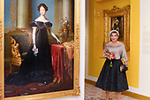 Koningin Maxima opent tentoonstelling Anna Paulowna