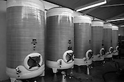 24/05/1966<br /> 05/24/1966<br /> 24 May 1966<br /> Grants of Ireland Ltd. wine bottling plant at Chapelizod, Dublin. View of some machinery, tanks made by H. Erben Ltd.