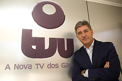 O Diretor Executivo da TV Urbana de Porto Alegre, Guaracy Andrade. FOTO: Marcos Nagelstein / Agência Preview
