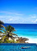 Fregate Island Seychelles, Paradise, Best Beaches in the world, Photo Dan Kullberg, Tropics, Best in the world, Pool, Infinity Pool,