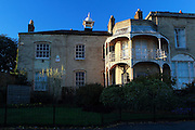 Brockwell Hall, Brockwell Park, near Brixton, South London