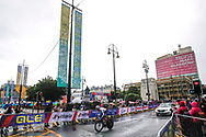 Time Trial Men 45,7 km, Maximilian Schachmann (Germany) during the Road Cycling European Championships Glasgow 2018, in Glasgow City Centre and metropolitan areas Great Britain, Day 7, on August 8, 2018 - photo Luca Bettini / BettiniPhoto / ProSportsImages / DPPI<br /> - restriction - Netherlands out, Belgium out, Spain out, Italy out