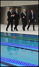 Prime Minister David Cameron and the London Mayor Boris Johnson