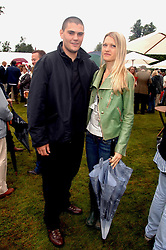 LADY ALEXANDRA GORDON-LENNOX and JULIAN DRAPER at the Cartier Style Et Luxe at the Goodwood Festival of Speed, Goodwood House, West Sussex on 24th June 2007.<br /><br />NON EXCLUSIVE - WORLD RIGHTS