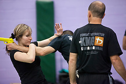 Saturday session of Krav Maga Global Instructors Further Education & Training - October 2012, hosted by Eyal Yanilov, the Chief Instructor of Krav Maga Global. .©Michael Schofield.