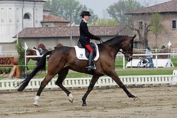 Bordone Susanna (ITA) - Carrera<br /> CCI*** La Pista Vairano Italy 2010<br /> © Hippo Foto - Beatrice Scudo