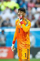 Ali Beiranvand (iran)<br /> Saint Petersburg 15-06-2018 Football FIFA World Cup Russia  2018 <br /> Morocco - Iran / Marocco - Iran <br /> Foto Matteo Ciambelli/Insidefoto