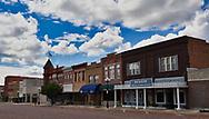 Downtown Marysville, Kansas.