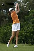 MIAMI HURRICANES Women's Golf Photo Day at Don Shula's Golf Club, Miami Lakes, Florida, September 19, 2007.