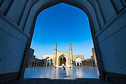 Sunrise over the Great Mosque of Herat, Afghanistan