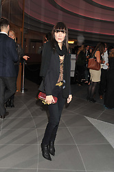 ANNABELLE NEILSON at the launch of famed American fitness club 'Equinox' 99 High Street Kensington, London on 23rd October 2012.