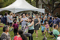Chestnut Hill Realty - Hancock Village's August Block Party on August 22, 2019, in Chestnut Hill MA