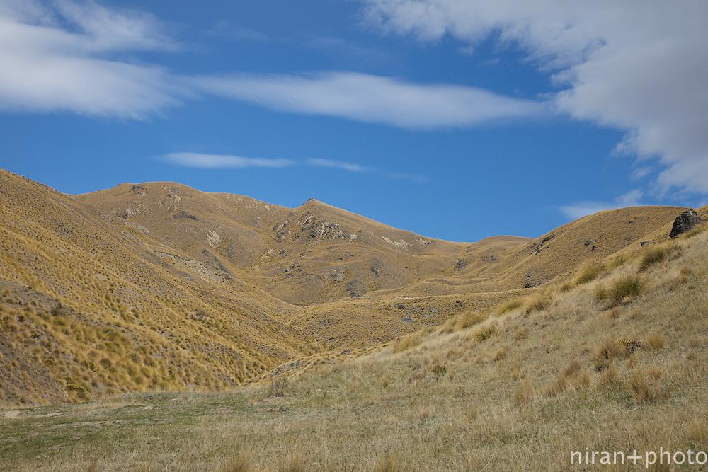 Crown Range Road, New Zealand