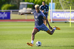 May 24, 2018 - Clairefontaine, France, France - Presnel Kimpembe (Credit Image: © Panoramic via ZUMA Press)