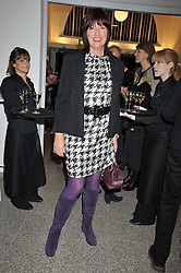 JANET STREET-PORTER at a party to celebrate the opening of the new Whitechapel Gallery, 77-82 Whitechapel High Street, London E1 on 2nd April 2009.