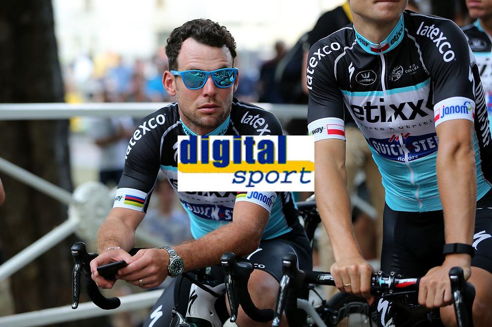 CAVENDISH Mark (GBR) Team Etixx, during the 102nd Tour de France, Team Presentation, in Utrecht, Netherlands, on July 2, 2015 - Photo Tim de Waele / DPPI
