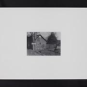 "Title: Bird House<br /> Artist: M Clair Fleming<br /> Date: 2017<br /> Medium: Silver gelatin print<br /> Dimensions: 23 x 19""<br /> Instructor: Carlo Fields-Zinzi<br /> Status: On loan<br /> Location: Highland Testing Center, HLC 1000, 2221"