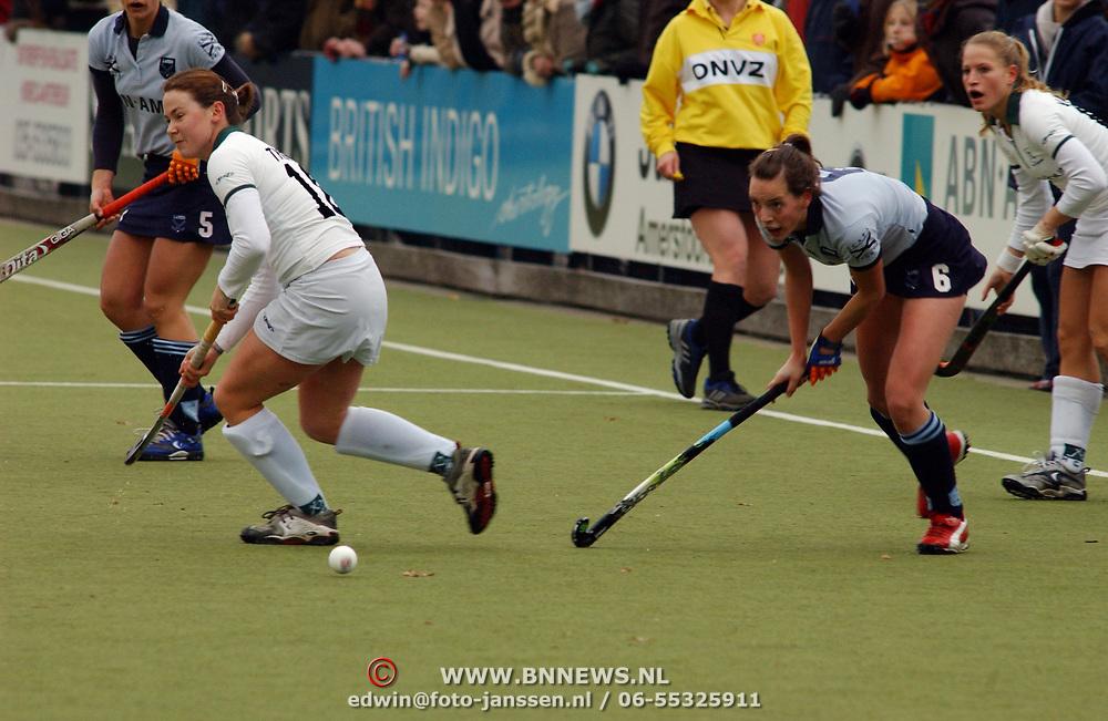 Hockey, Laren - Rotterdam,