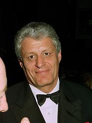 DR GERT-RUDOLF FLICK the multi millionaire Mercedes car heir, at a dinner in London on 1st July 1997.LZW 124