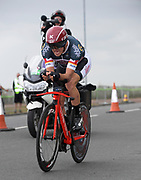 Thursday 7th September 2017: Team Katusha-Alpecin rider, Alexander Kristoff, was 38th on the day. The stage was an ITT around the Tendring district.