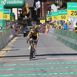 ANDERMATT (SUI) CYCLING<br /> Tour de Suisse stage 8<br /> Sam Oomen