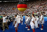 GEPA-2906081363A - WIEN,AUSTRIA,29.JUN.08 - FUSSBALL - UEFA Europameisterschaft, EURO 2008, Deutschland vs Spanien, GER vs ESP, Finale. <br />Bild zeigt die Eroeffnungsfeier. Keywords: Eroeffnung, Deutschland, Fahnen, Luftballon, Ballon.<br />Foto: GEPA pictures/ Guenter R. Artinger