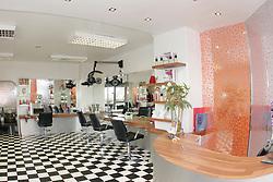 Angelz Hair Salon, balcony of Raheny Shopping Centre.