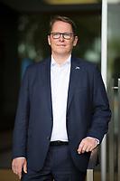 DEU, Deutschland, Germany, Berlin, 11.05.2021: Portrait von NABU-Präsident Jörg-Andreas Krüger.