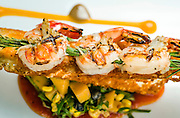 1618 Seafood Grille's Shrimp starter. (Photo by Artisan Image)